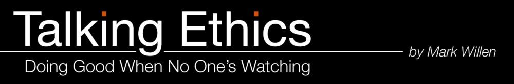 Talking Ethics
