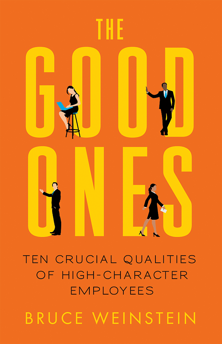 book review the good ones by bruce weinstein talking ethics good ones